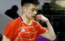 No way without Chong Wei