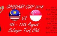 Malaysia bid to retain Saudari Cup against Singapore