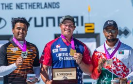 Archer Khairul elated with history-making feat