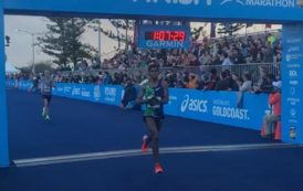 Prabudass sets new national half-marathon record