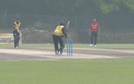 Dhaliwal century leads Canada to rout of Malaysia