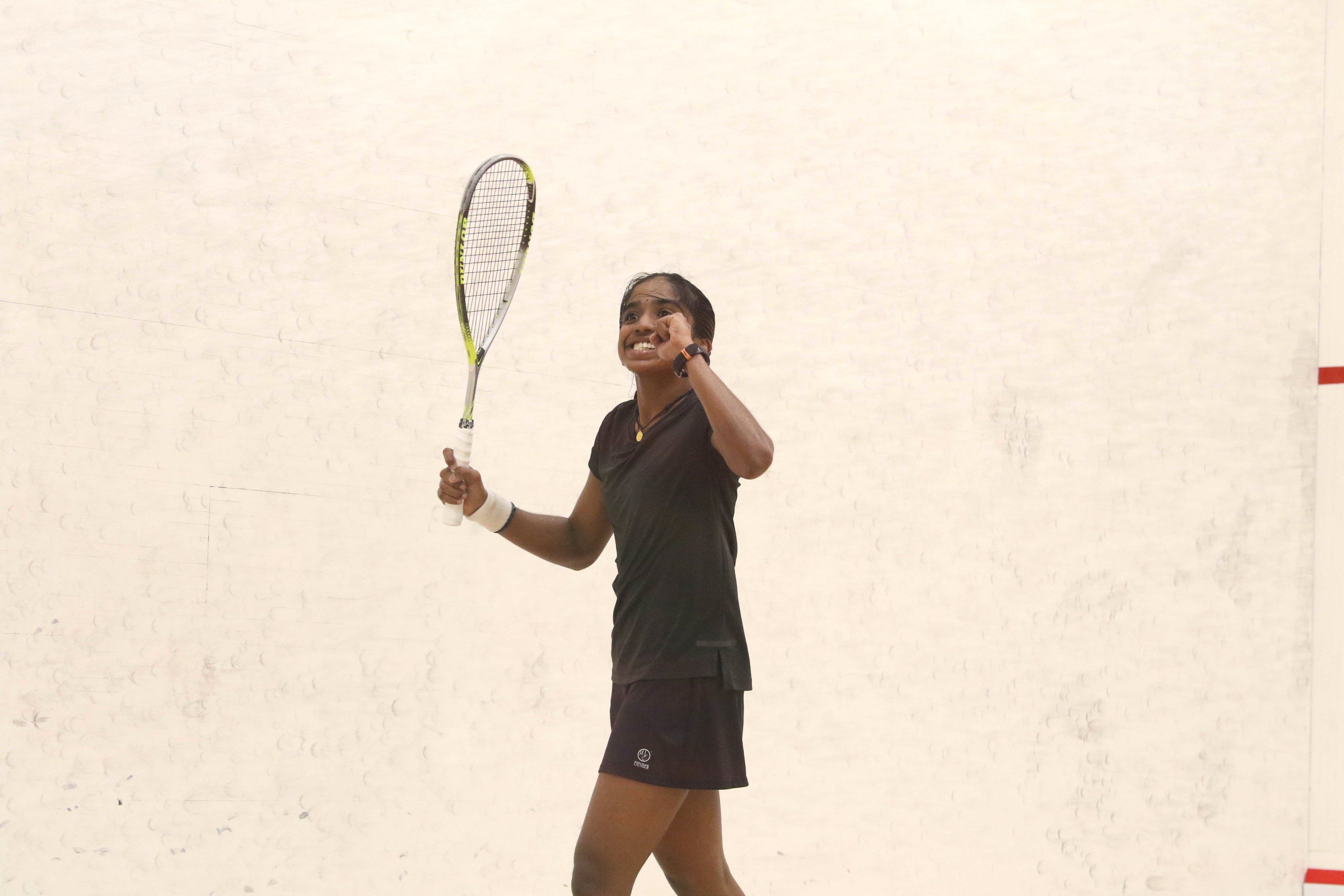 Sangari shocks Waters at US Open