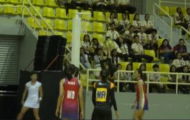 Malaysia crush Philippines to stay on track to netball final