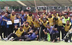 Bangkok challenge awaits Malaysian cricketers